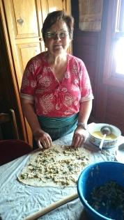 Making Borek at Girdev