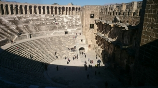 Amphitheater at Aspendos