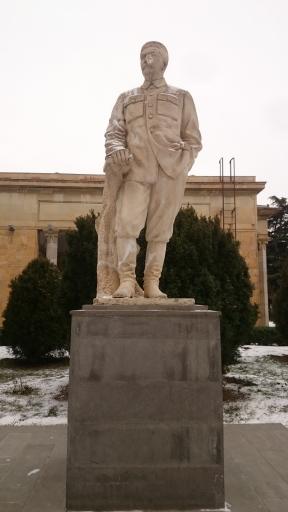 Snowballed Stalin
