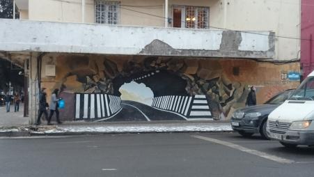 Street art in Gori
