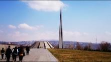 The Armenian Genocide memorial