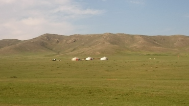 Picture prefectMongolian gers